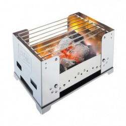 Barbecue Charbon pliable